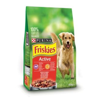 Friskies Adulto Active Carne 18kgs