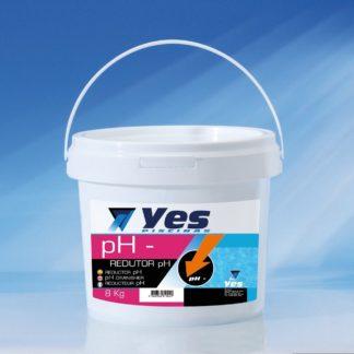 Redutor de pH sólido 8kgs (pH-)
