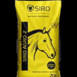 Siro Agro 2 (estrume cavalo) 70lt