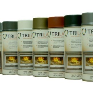 Spray tinta alta temperatura Trilac900 400ml