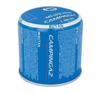 Cartucho gás Campingaz C206