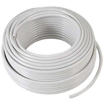 Tubo p/ gás butano branco (mt)