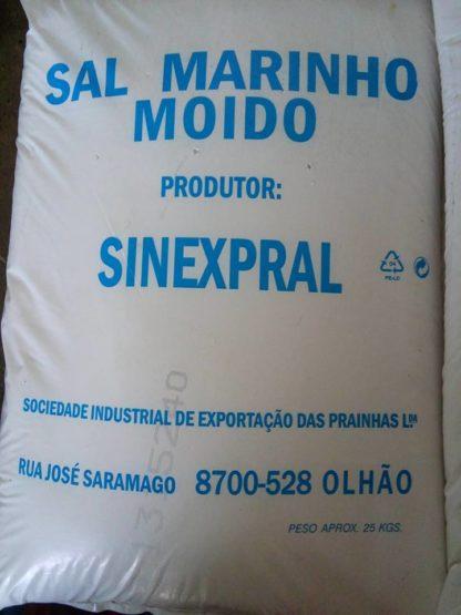 Sal traçado 25 kgs