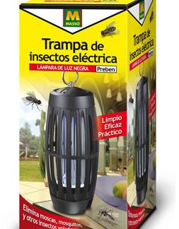 Armadilha moscas eléctrico Massó