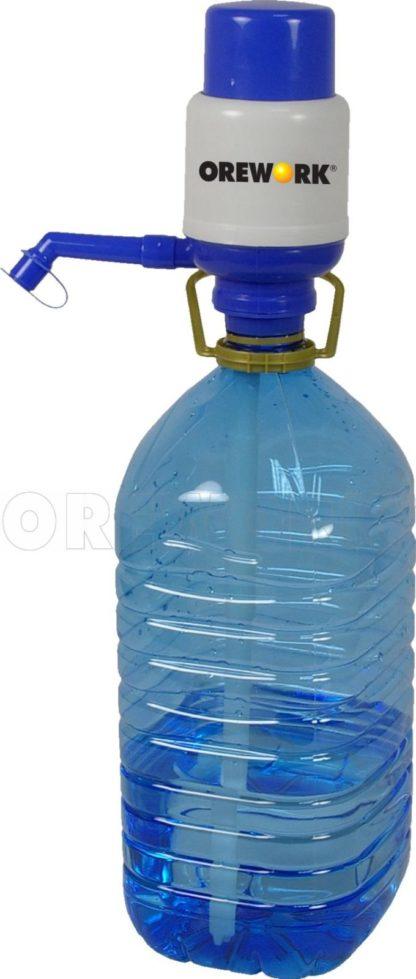 Doseador de água