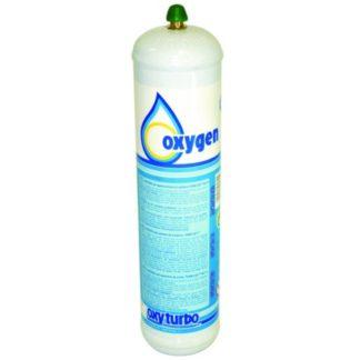 Recarga Oxigénio Oxyturbo