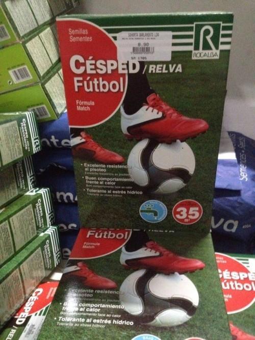 relva futebol