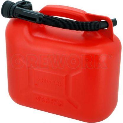 Depósito para gasolina
