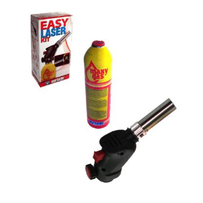 Soldador Gás Easylaser Kit