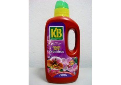 KB Adubo Líquido Orquídeas 1lt