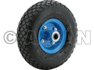 Roda p/carro armazém c/rolamento