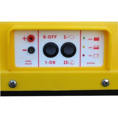 Cerca Eléctrica Confortek 6000 12v (bateria)