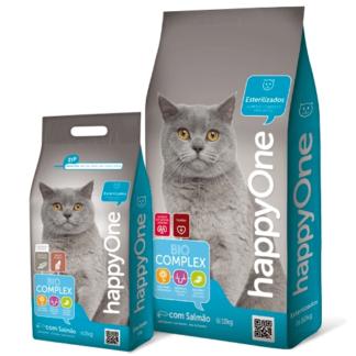HappyOne Gato Esterilizado 10kgs