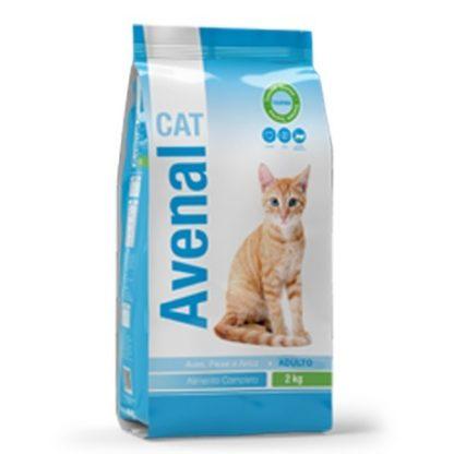 Avenal Cat Peixe 18kg