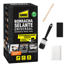 Kit Borracha Selante Universal 750ML