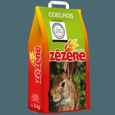 Coelhos Granulado R-700 Zêzere