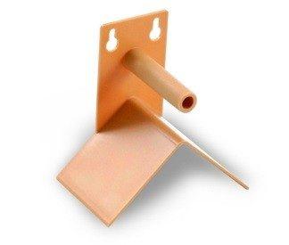 Poleiro em Plástico V para gaiolas