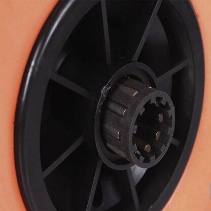 Roda Antifuro p/carro de armazém