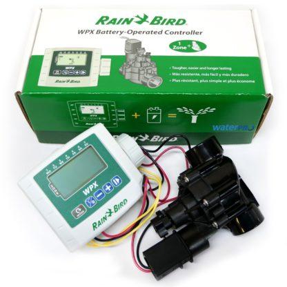 Programador WPX1 + Electroválvula 9v