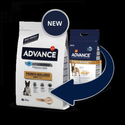 Advance Bulldog Francês 7.5kg (Envio Grátis)