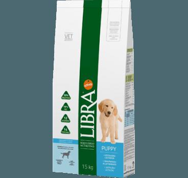 Libra Cão Puppy Frango e Arroz 12kg