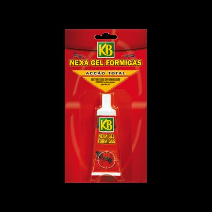 KB Gel Anti Formigas em Tubo