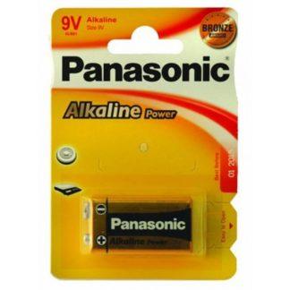Pilha Panasonic 9v alcalina