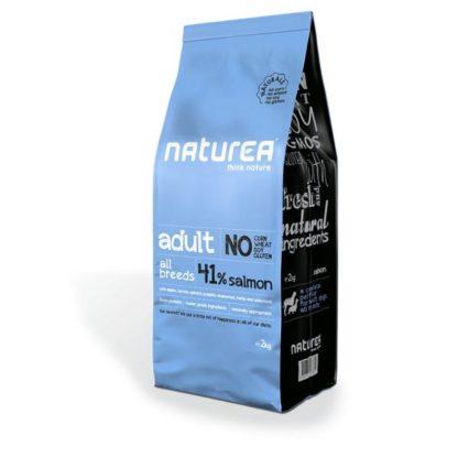 Naturea Naturals Adult Salmon 12kg (Envio Grátis)