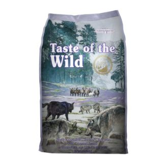 Taste Of The Wild Sierra Mountain Borrego 12.2Kg (Envio Grátis)