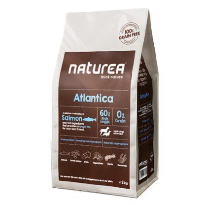 Naturea Grain Free Atlantica Salmon 12kg (Envio Grátis)