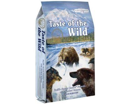 Taste Of The Wild Pacific Stream Salmão 12.2Kg (Envio Grátis)