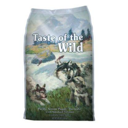Taste Of The Wild Puppy Salmão 12.2Kg (Envio Grátis)