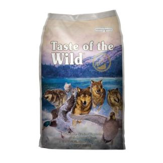 Taste Of The Wild Wetlands Pato 12.2Kg (Envio Grátis)