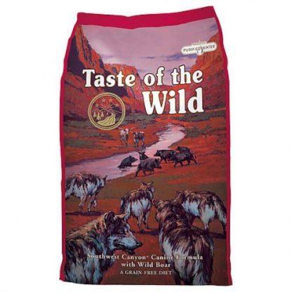 Taste Of The Wild  Southwest Canyon Javali 13Kg (Envio Grátis)
