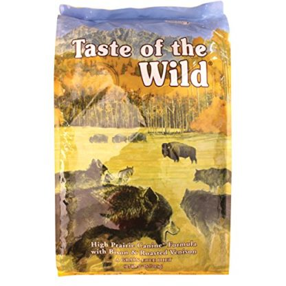 Taste Of The Wild High Prairie Bisonte e Veado 12.2Kg (Envio Grátis)