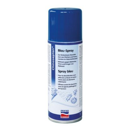 Chinoseptan Blue Spray 200ml