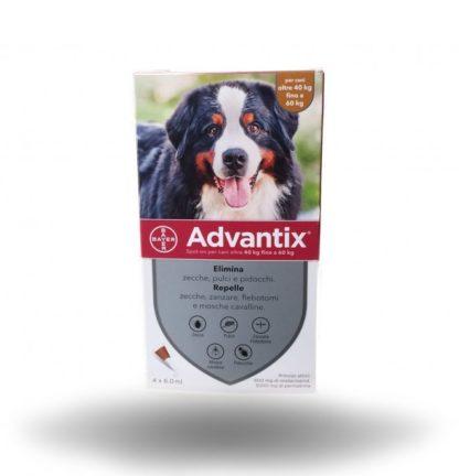 Advantix cão de 40-60kg