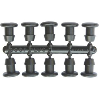 Micro Tampas 4mm (Rack 10un)