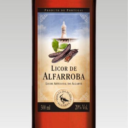 Licor de Alfarroba do Algarve 500ml