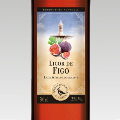 Licor de Figo do Algarve 500ml