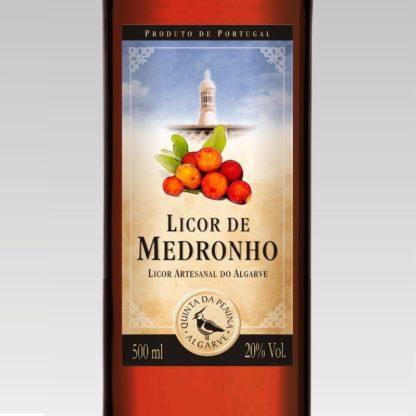 Licor de Medronho do Algarve 500ml