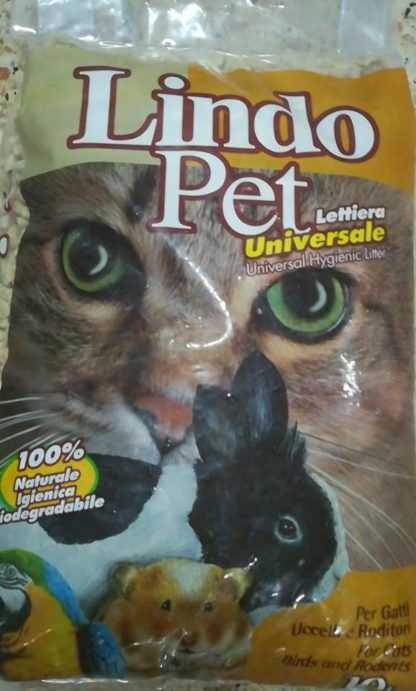 Absorvente 100% Natural Lindo Pet 10lt