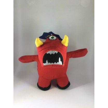 Peluche Monster Gang