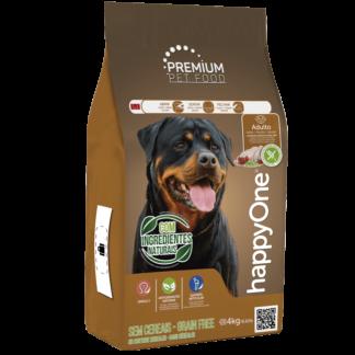 HappyOne Premium Cão Adulto Grain Free (0%Cereais) 15kg (Envio Grátis)