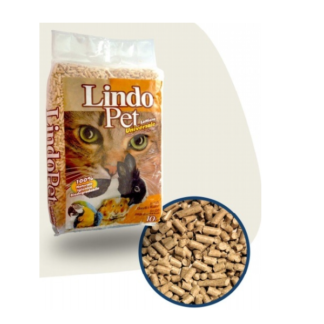 Absorvente 100% Natural Lindo Pet 10lt