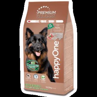 HappyOne Premium Cão Adulto Hipoalergénico 15kg (Envio Grátis)