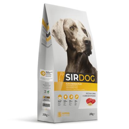 SirDog Alta Energia Plus 20kgs