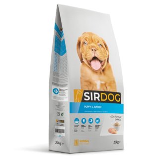 SirDog Puppy & Junior 20kg
