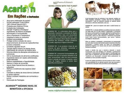 Acarisin TM Bio 700gr