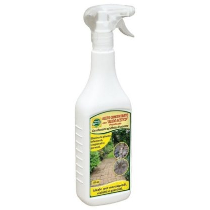 "Ácido Acético Spray 750ml (""Herbicida Natural"")"